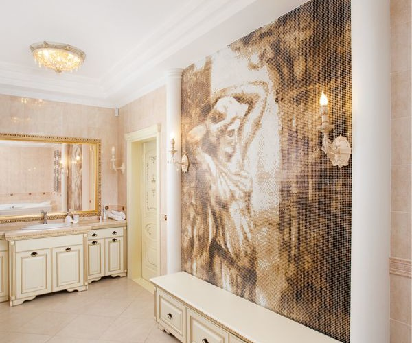 Мебель для ванной Classico_1