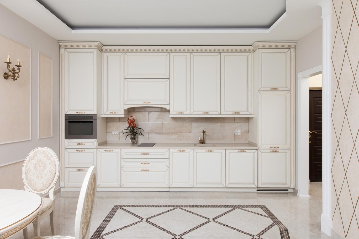 Дизайнерская модель кухни Bellfor