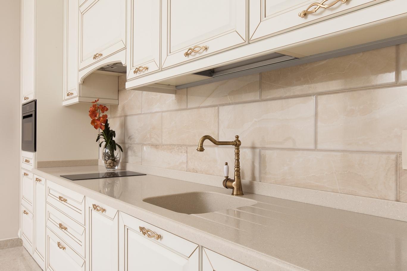 Кухонная мебель модели Бельфор