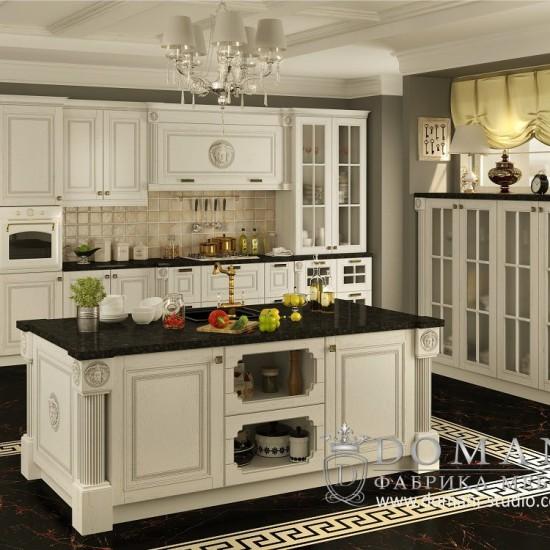 Кухонная мебель MEDEA от фабрики Domani