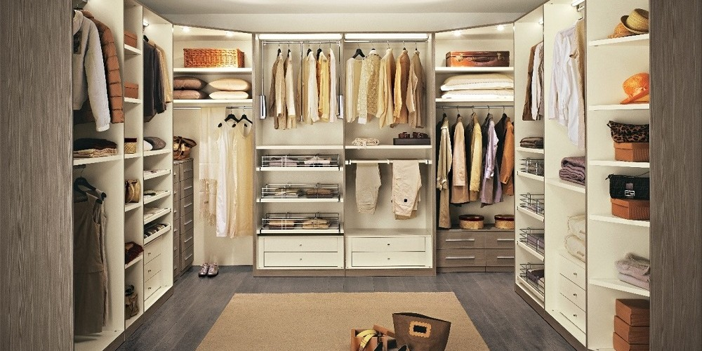 Гардеробная комната Dressingroom 3